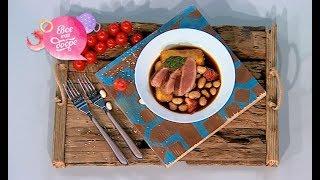Баранина под соусом песто: рецепт пошаговый