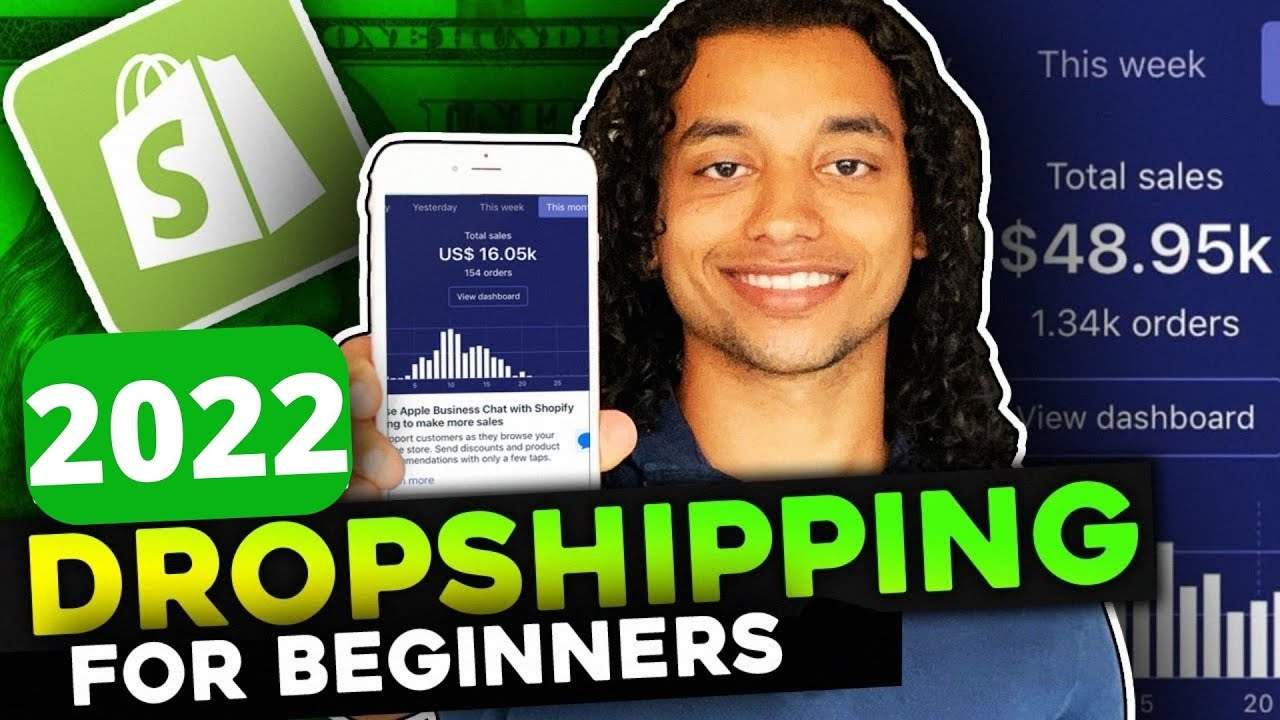 How To Start Dropshipping on Shopify in 2021 For BEGINNERS