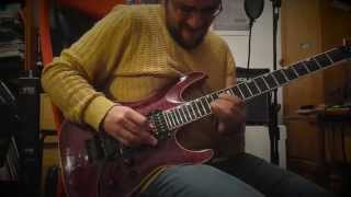 Harem Scarem - Slowly Slipping Away - Guitar solo