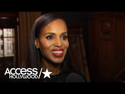 Kerry Washington Says Olivia Pope Holds All the Power In 'Scandal' Season 7 | Access Hollywood