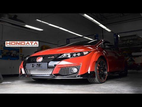 2018 July - Hondata FK2 Euro Civic Type R FlashPro Release