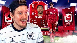 THE IMPOSSIBLE CARD?! 87 PLAYER OF THE MONTH GNABRY PLAYER REVIEW! FIFA 20 Ultimate Team
