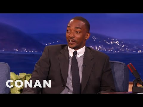 Anthony Mackie: Nick Fury Is The Falcon's Dad