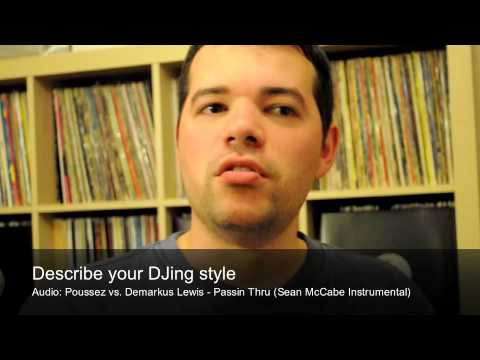 Sean McCabe talks about music, production and the forthcoming South Africa tour