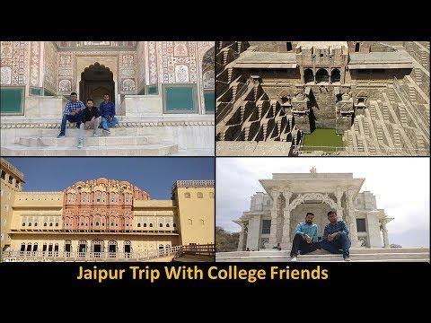 jaipur-trip-with-college-friends-(-hawa-mahal,chand-baori,amer-fort,albert-hall-museum)
