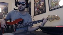 Lana Del Rey - Doin' Time [Bass Cover]