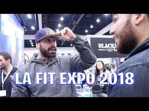 LA FIT EXPO 2018 | Bradley Martyn, Mike O'Hearn, JujiMufu Interviews