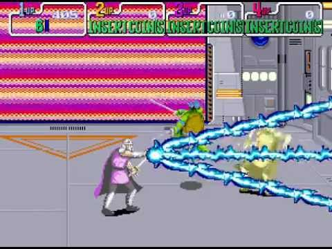 Arcade Longplay [221] Teenage Mutant Ninja Turtles
