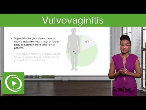 vulvovaginitis:-non-specific-&-specific-–-gynecology-|-lecturio