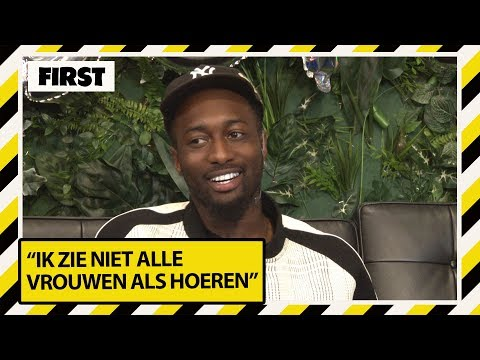 DOPEBWOY over VROUWEN   FIRST LIVE