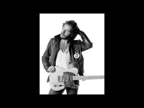 Bruce Springsteen Jungleland 1974 studio alternative cover version instrumental