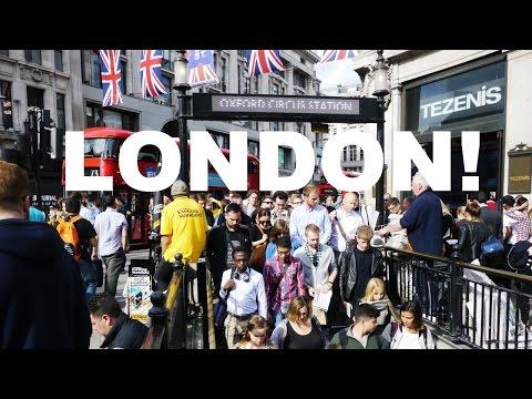 THIS IS LONDON! (Sandeman's Free Tour) - Travel vlog 144