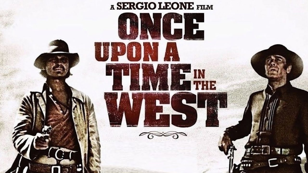 Volt egyszer egy vadnyugat (Once Upon a Time in the West) Original 1969 Trailer - YouTube