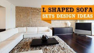 90+ L Shaped Sofa Sets Design Ideas