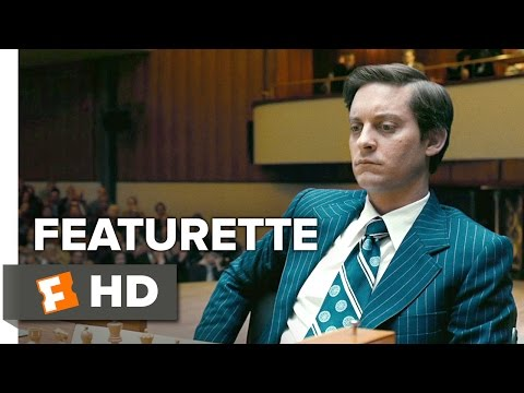Pawn Sacrifice Featurette - Genius (2015) - Liev Schreiber, Tobey Maguire Movie HD