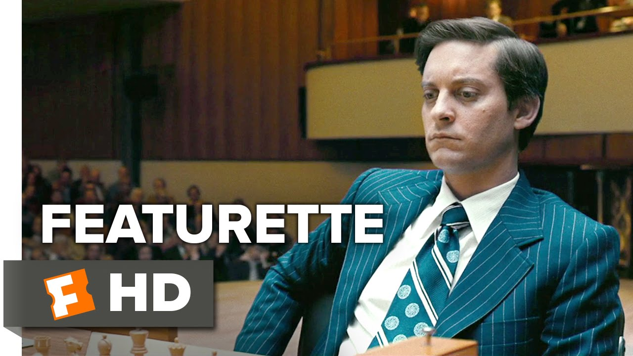 Pawn Sacrifice Featurette - Genius (2015) - Liev Schreiber ...