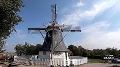 43 Km Fahrradtour an der Küste von Esens Carolinensiel Hafen Neuharlingersiel Runde Ostfriesland