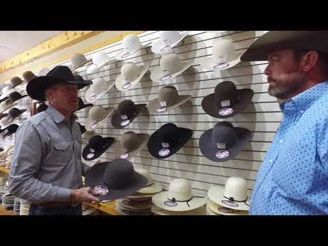 This Is Texas Ep.1 The Best Hat Store (American Hat Company)