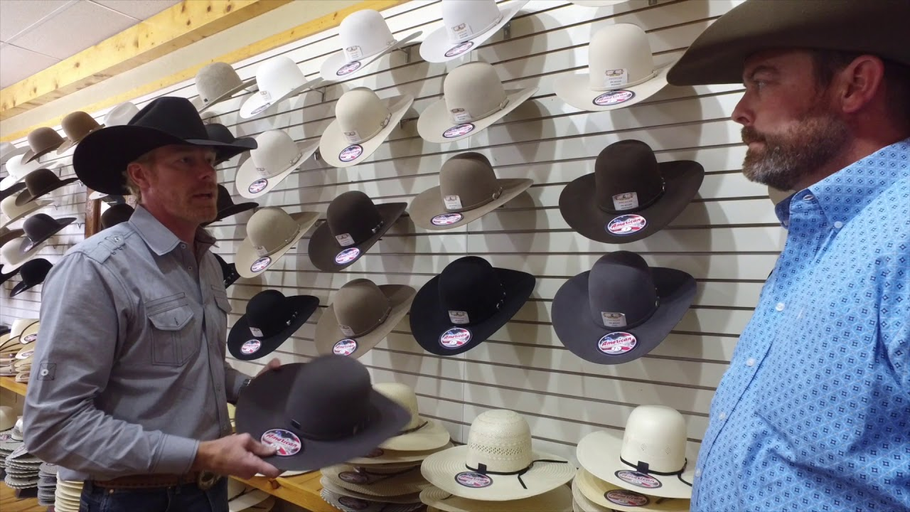 5981f3e1c9f56 This Is Texas Ep.1 The Best Hat Store (American Hat Company) - YouTube