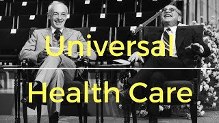 what is universal health care