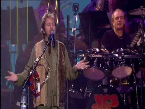 Yes Long Distance Runaround Symphonic Live