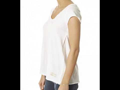 Odd Molly White T Shirt | Jessimara London