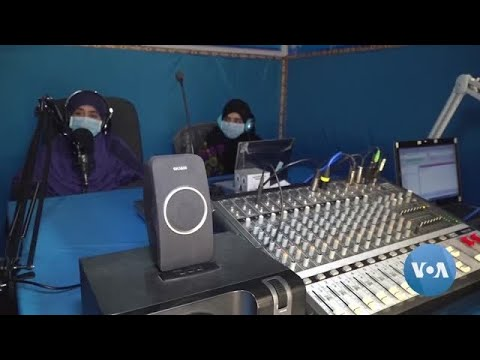 Afghan Women Radio WEB