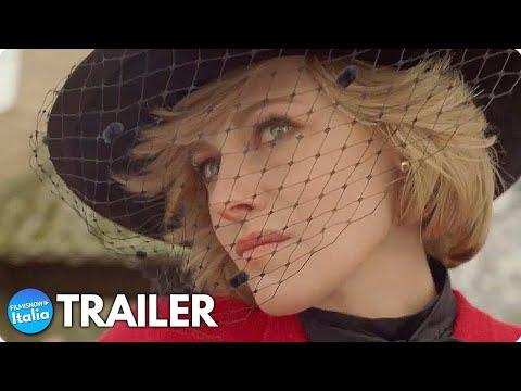 SPENCER (2021) Trailer ITA del Film su Principessa Diana con Kristen Stewart