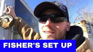 ENCLOSED TRAILER SET UP IDEAS...
