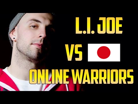 SFV ▰ L.I. Joe Vs Online Warriors From Japan【1080p60 High Level Matches】Street Fighter V / 5 - 동영상