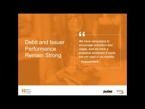 2020 Debit Issuer Study Webinar