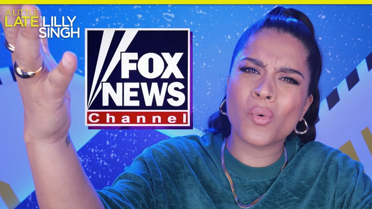 So, Is America Actually Banning Red Meat? | A Little Late with Lilly Singh