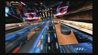 "F-Zero GX: Astro Robin gets 56""280 in Casino Palace Split Oval"