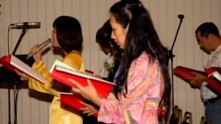 Kính dâng Ba Ngôi,nhạc Tri văn Trinh,CDLVTT
