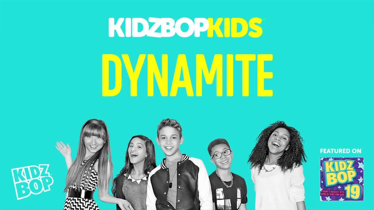 KIDZ BOP Kids - Dynamite (KIDZ BOP 19) - YouTube