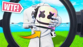 *NEW* MARSHMELLO SKIN IS BROKEN! | Fortnite Best Moments #121 (Fortnite Funny Fails & WTF Moments)