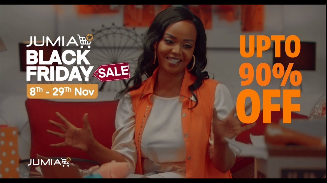Jumia Black Friday 2019 Deals Will Make You Buy Buy Buy Youtube