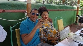 Jay-Z and Beyonce in Cuba - Shawn Carter and Beyonce Knowles Wedding Anniversary in Havana, Cuba