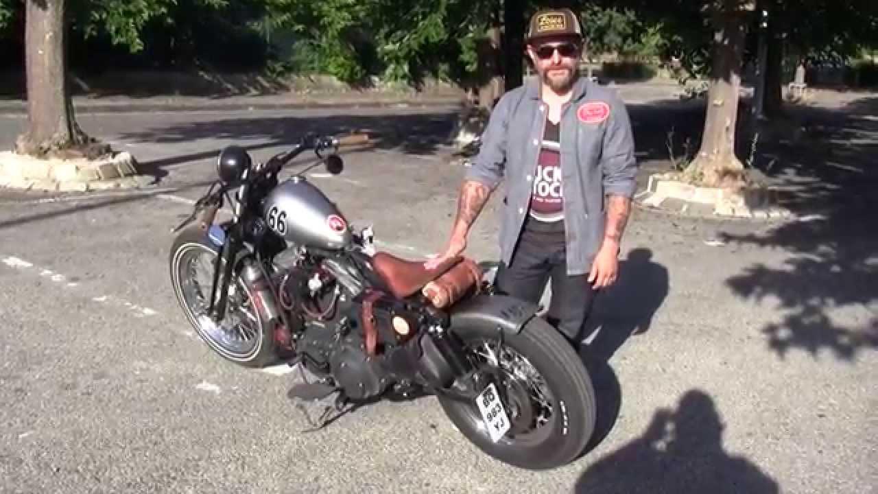 Biker S Choice Ep 02 Sportster Quot Vintage Bobber Quot De Fred