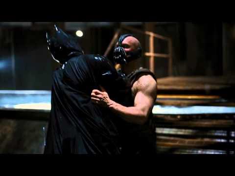 Batman vs Bane GermanDeutsch FULL HDBluRay Batman  The Dark Knight Rises