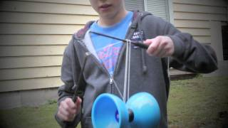 DIABOLO TUTORIAL:  Magic Knot
