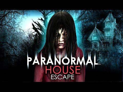 Paranormal House Escape [Walkthrough]