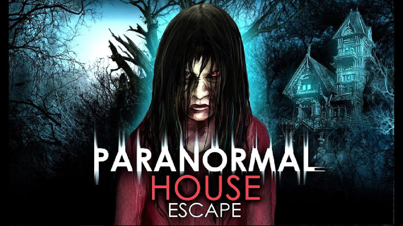 paranormal house escape solution
