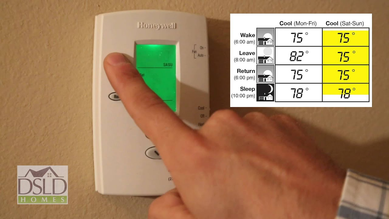Honeywell Thermostat Manual Th6220d Wiring Diagram