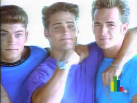Beverly Hills, 90210 Opening Seasons 2 and 3