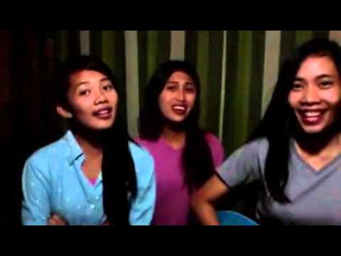 One call away and Love yourself mash up cover. :D