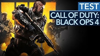 Call of Duty: Black Ops 4 im Test / Review