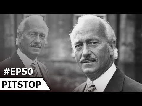 Colin Bruce Chapman, CBE Was An Influential English Design Engineer | Pitstop | Episode 50