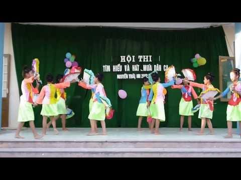 Hội thi hát múa dân ca (12-13) - Cây đa quán dốc - 6E