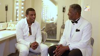 Blue Tube - Interview with Keith Sweat